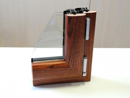 Serramenti in alluminio legno anselmi infissi - Costo infissi vetrocamera ...