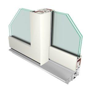finestre pvc scorrevole hst 8000 iq