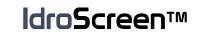 logo zanzariere idroscreen