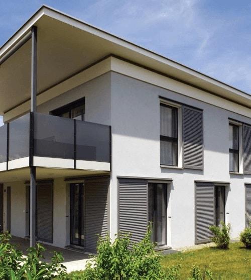 persiane alluminio soft esterno
