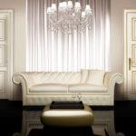 porta agoprofil intalia caterina silver gold scenografia